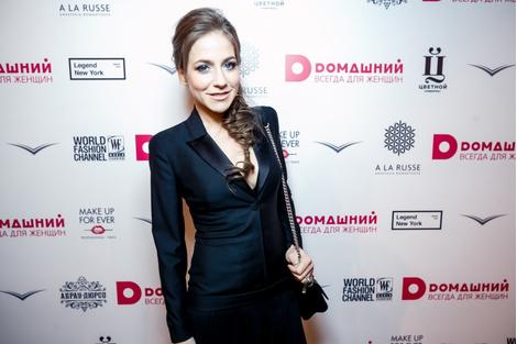 Дотянуться до звезд: показ коллекции A LA RUSSE Anastasia Romantsova осень-зима 2015-2016 | галерея [1] фото [25]