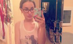 Виктория Дайнеко показала себя без косметики и укладки