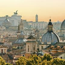 Выиграй путешествие в Рим на двоих!