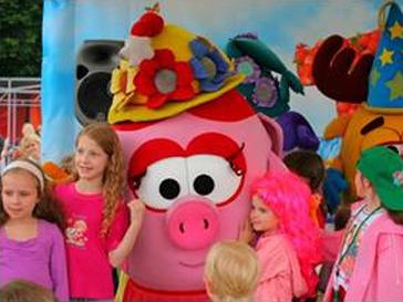 праздник, День защиты детей, семейный праздник, отдых с детьми