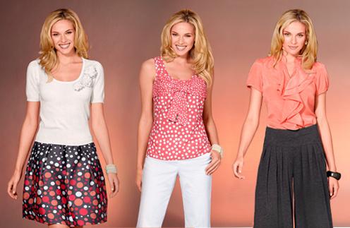 Коллекция Quelle отражает все самые яркие тенденции сезона весна-лето 2012