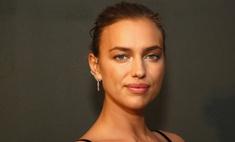 Ирина Шейк опозорилась в слишком тесном платье