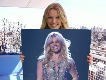 "Бритни Спирс (Britney Spears) - ""Самая сексуальная певица"" по вресии Victoria's Secret"