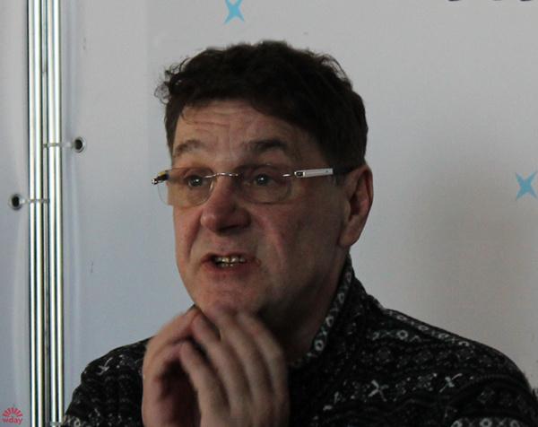 Сергей Маковецкий в Екатеринбурге, фото