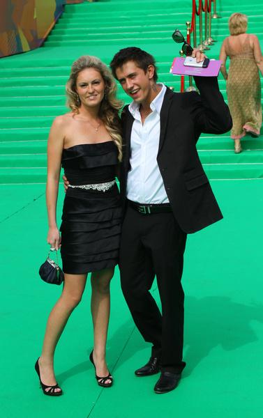 Все чаще актеры Рената Пеотровски и Павел Прилучный на светских мероприятиях появляются вместе.
