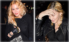 По коже читаем: 57-летняя Мадонна омолодила руки