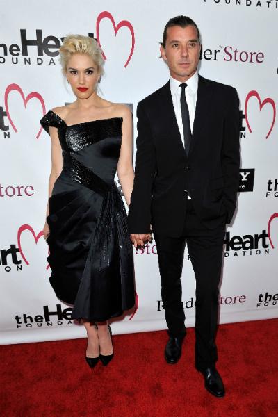Супруг Гвен Стефани требует при разводе $50 млн отступных