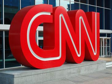 Эмблема телеканала CNN