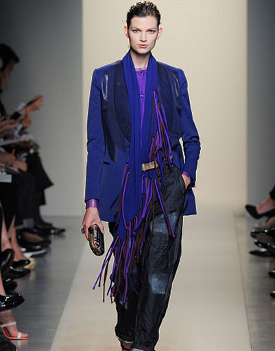 Bottega Veneta, коллекция весна-лето/2012