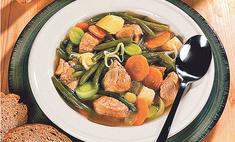 Густой немецкий суп айнтопф «Пихельштайн»