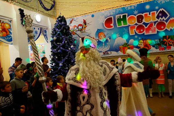 детские новогодние елки Ульяновск