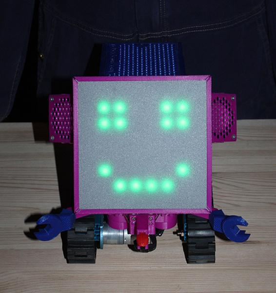 "Робот-кусака, ""Бал роботов"""
