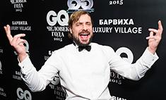 Евгений Цыганов опозорился на премии «Человек года»