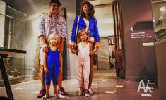 Культпоход семьи Лагутенко
