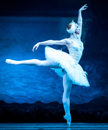 Елена Кабанова, балерина, фото