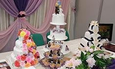 Сладкая свадьба: 12 модных свадебных тортов