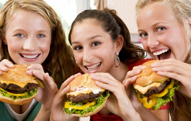 Фестиваль бургеров: сорваться с диеты