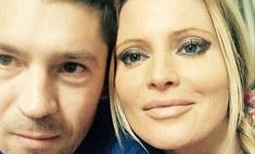 Борисова отметила помолвку в кругу друзей