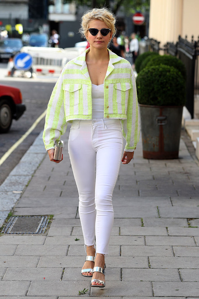 джинсы завышенная талия