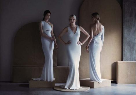 ЗАМУЖ НЕВТЕРПЕЖ: 10 самых красивых свадебных коллекций сезона | галерея [5] фото [3]