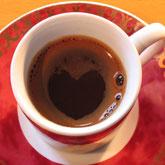 Горячий кофе «мокко»