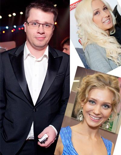 Гарик Харламов выбирает взбалмошных женщин