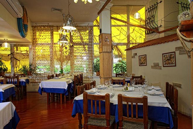 Ресторан «Порт Стенли», фото