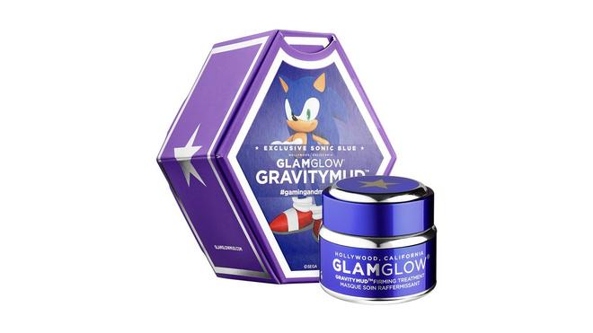 GLAMGLOW, Sonic Blue GRAVITYMUD, 4800 рублей