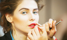 Мастер-класс: макияж с показа Chapurin Haute Couture