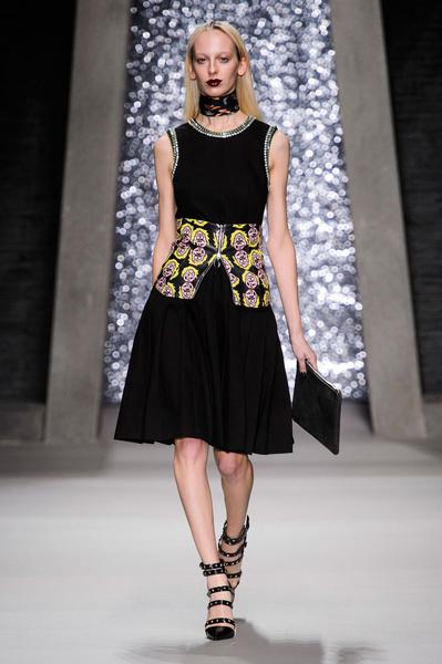 Неделя моды в Лондоне: показы Ashley Williams и Anya Hindmarch | галерея [1] фото [7]