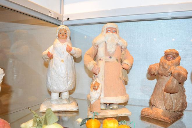 Выставка ретро-игрушек Волгоград фото