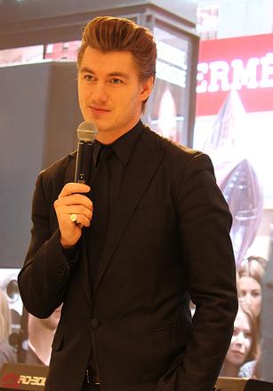 Алексей Воробьев в Екатеринбурге, фото