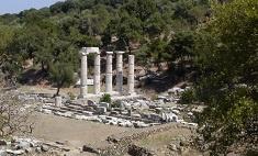 Греция: Самотраки без автомобиля