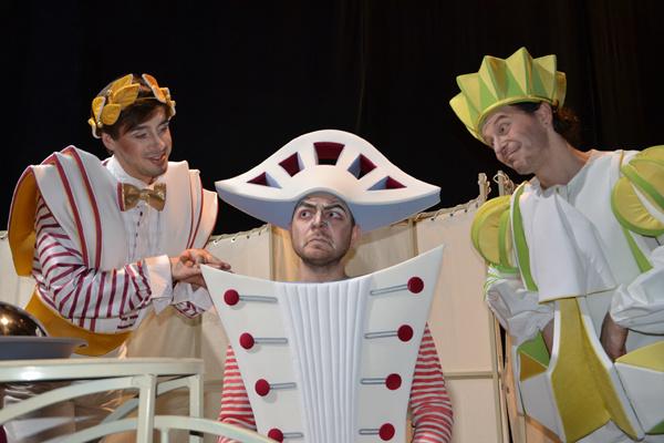 Премьера, Театриум на Серпуховке