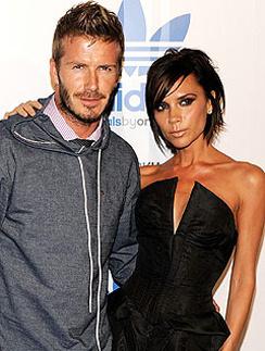 Дэвид и Виктория Бекхэм (David and Victoria Beckham)
