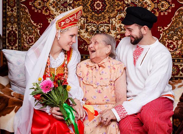 Елена и Илья Масленниковы, свадьба