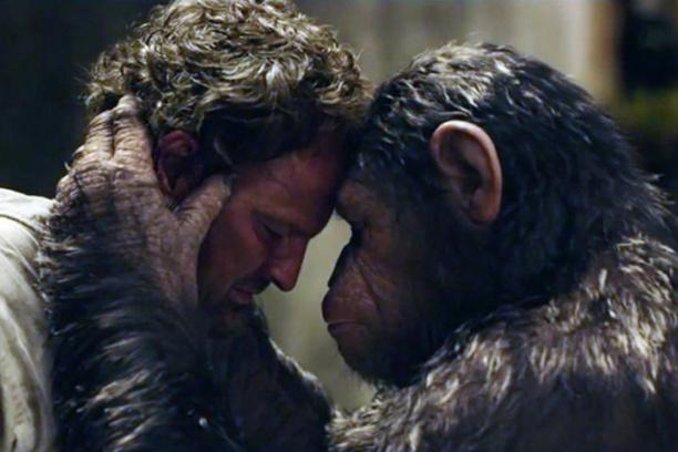 «Планета обезьян: Революция»