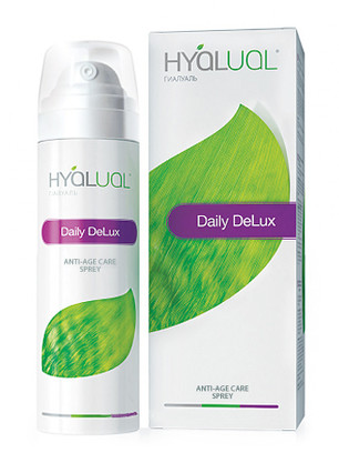 HYALUAL Daily Delux Anti-Age