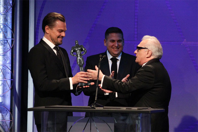 Леонардо Ди Каприо дали Оскар
