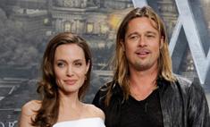 Джоли и Питт снимутся вместе в эротической сцене