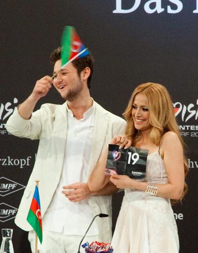 Эльдар Гасимов (Eldar Gasimov) и Нигяр Джамал (Nigar Jamal)