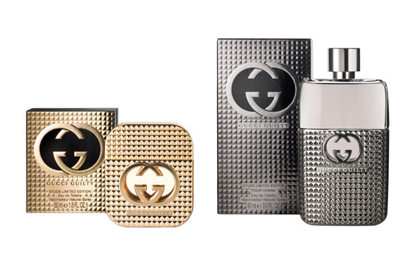 Парные ароматы Guilty Stud Limited Edition, Gucci