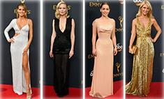 Ковровая дорожка «Эмми-2016»: лучшие и худшие платья звезд