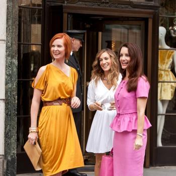 Героини фильма «Секс в большом городе» никогда бы не соскучились, гуляя по бутикам круглыми сутками.