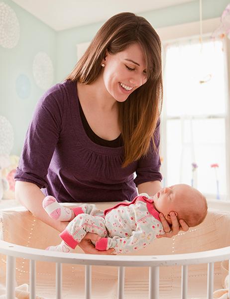 Выбираем детскую кроватку, отзывы и рекомендации