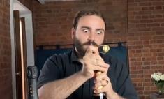 сети вирусным видео француз дегустирует советское шампанское