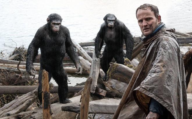 Фильм Планета обезьян