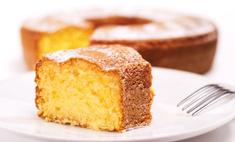 Бисквит на кефире: оперативная кулинария