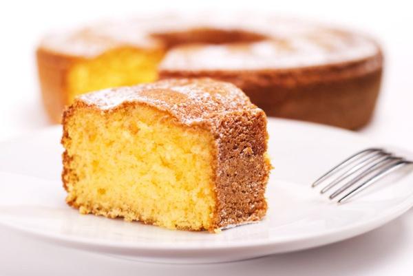 бисквит с кефиром рецепт с фото