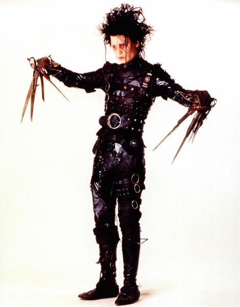 «Эдвард Руки-Ножницы» (1990 г.)